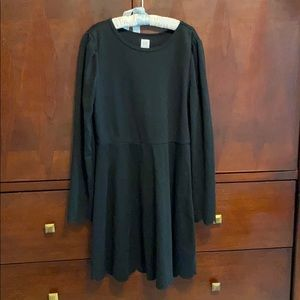 Gap black girls dress size M/8